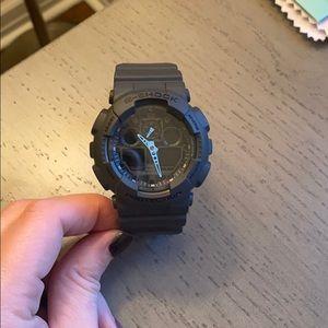Casio G-Shock Dark Gray Watch